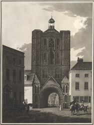 St James's Tower, Bury